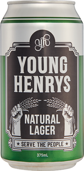 Young Henrys Nat Can