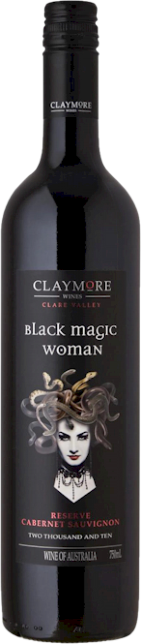 Claymore-blk Magic Woman Cab