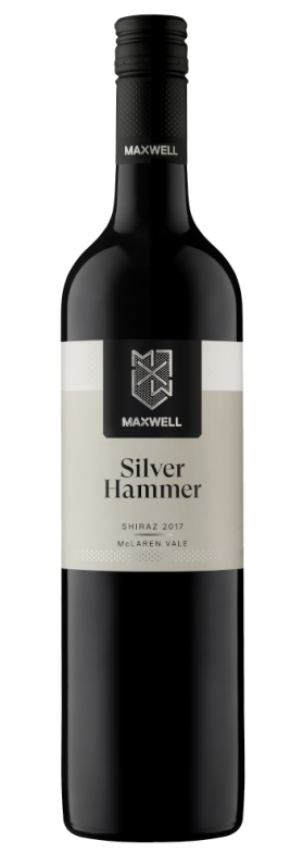 Maxwell Silver Hammer Shiraz