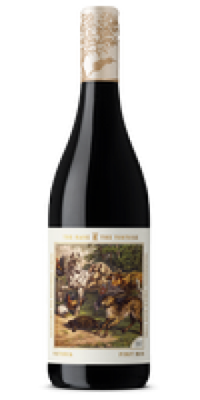 Hare and Tortoise Pinot Noir