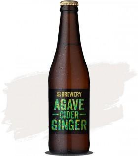 Agave Ginger-cider Cans