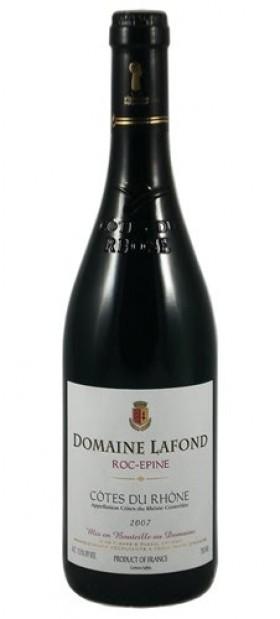 Domaine Lafond Cotes Du Rhone