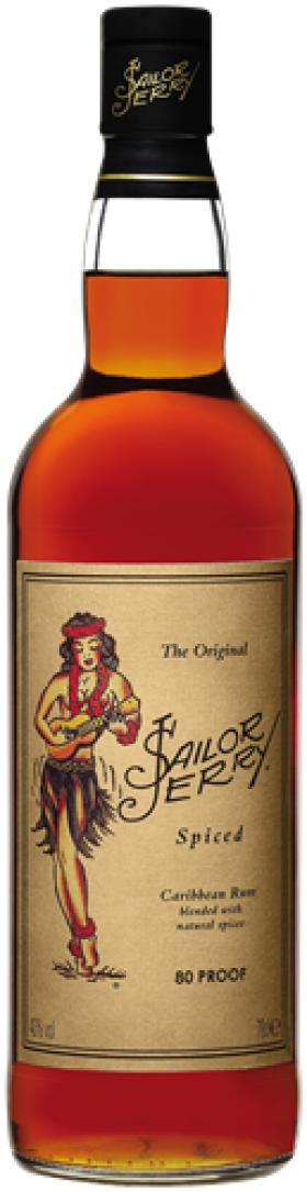 Sailor Jerry Rum