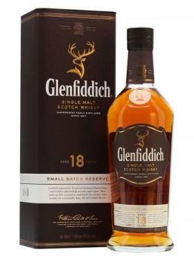 Glenfiddich-18yo Small Batch