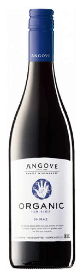 Angoves Org Shiraz