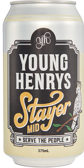 Young Henrys Stayer
